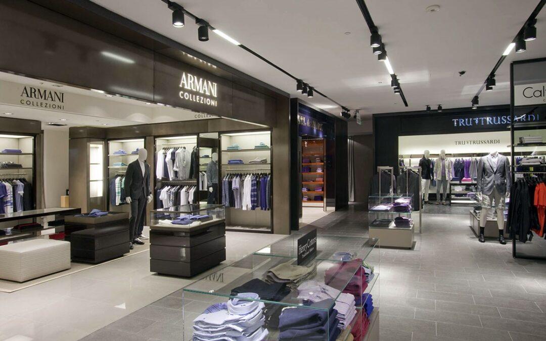 ARMANI rinascente Milano
